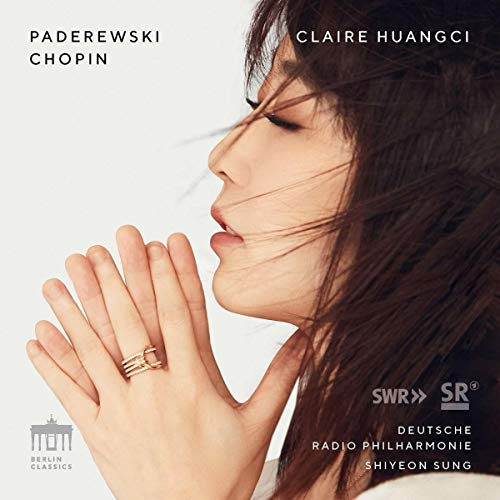 Paderewski & Chopin: Piano Concertos von Edel Germany Cd / Dvd; Berlin Classics