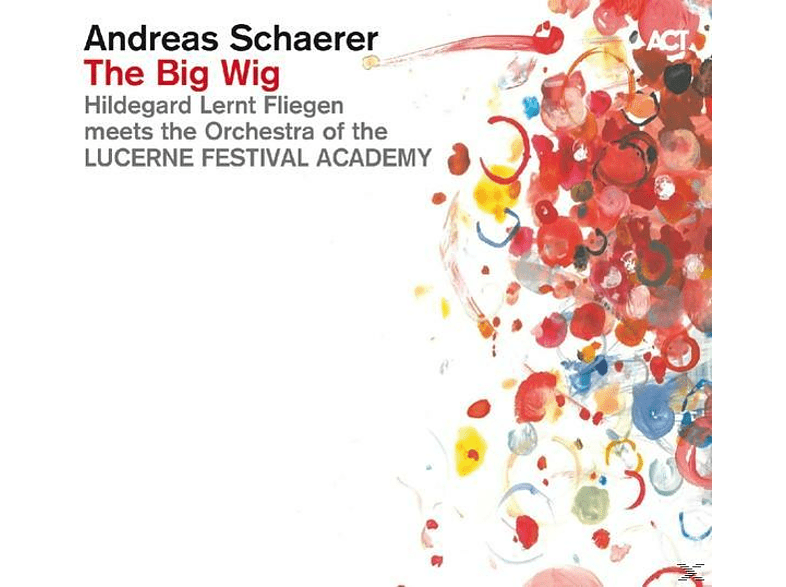 Andreas Schaerer - The Big Wig [Vinyl] von ACT