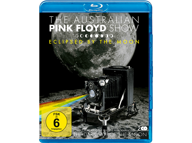The Australian Pink Floyd Show - Eclipsed By The Moon-Live In Germany [Blu-ray] von BLACKHILL
