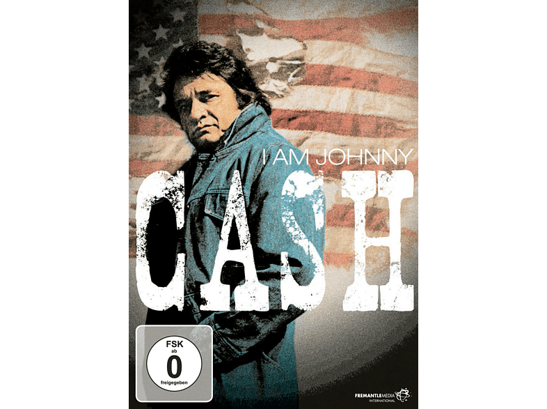 Johnny Cash - I Am Johnny Cash [DVD] von BLACKHILL