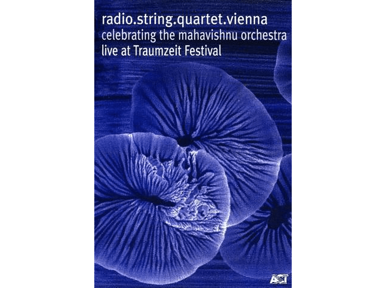 RADIO.STRING.QUARTET.VIENNA - Mahavishnu Orchestra-Live At Traumzeit Festival [DVD] von ACT