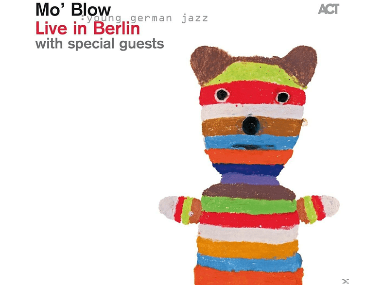 Moblow - LIVE IN BERLIN [CD] von ACT
