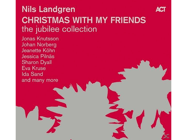 VARIOUS - Christmas With My Friends The Jubilee Collection [Vinyl] von ACT