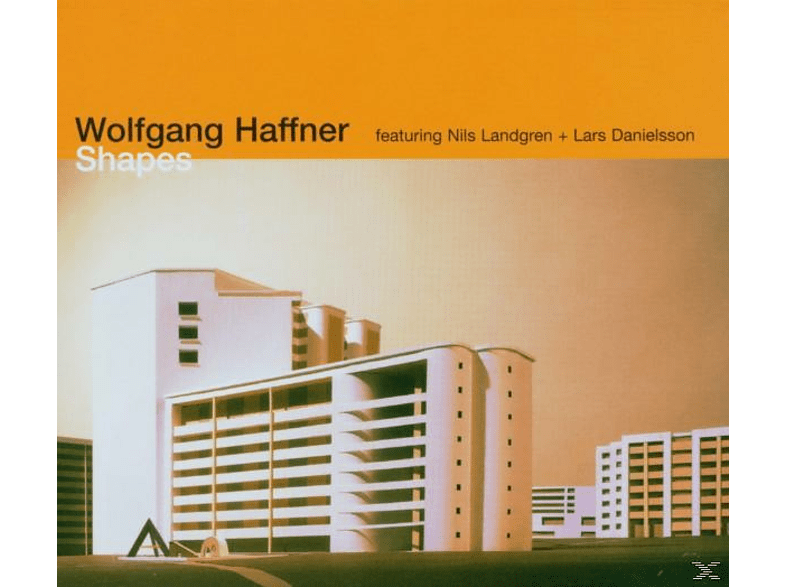 Wolfgang Haffner - Shapes [CD] von ACT
