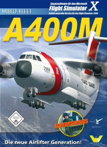Flight Simulator X - Wilco A-400 von Edel