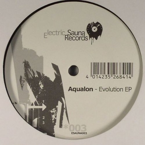 Aqualon / Evolution EP von Electric Sauna