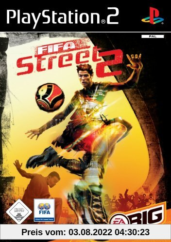 FIFA Street 2 [EA Most Wanted] von Electronic Arts GmbH