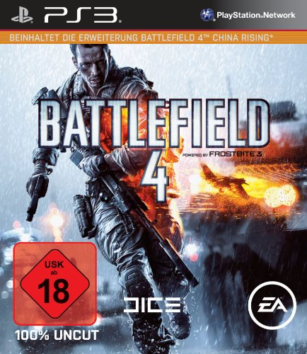 Battlefield 4 - Day One Edition (inkl. China Rising Erweiterungspack) - [PlayStation 3] von Electronic Arts