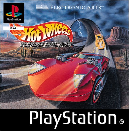 Hot Wheels Turbo Racing (PS1) von Electronic Arts