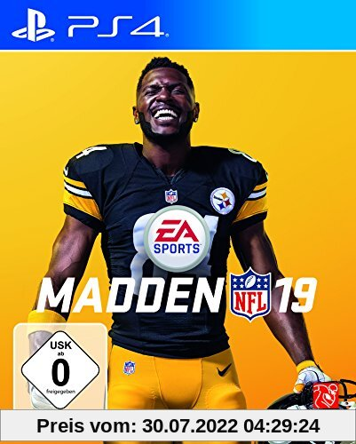 Madden NFL 19 - Standard Edition - [PlayStation 4] von Electronic Arts