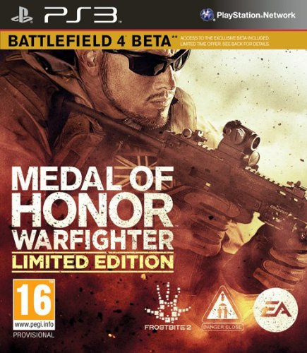 Medal of Honor: Warfighter - Limited Edition (PS3) [UK Import] von Electronic Arts