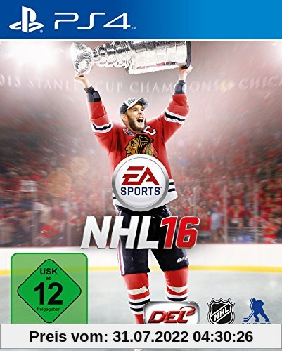 NHL 16 - [PlayStation 4] von Electronic Arts