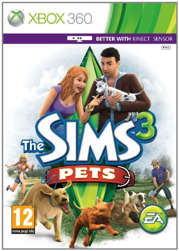 The Sims 3 Pets (Xbox 360) by Electronic Arts von Electronic Arts