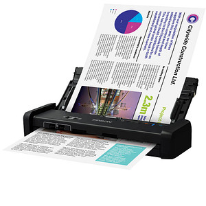 EPSON WorkForce DS-310 Mobiler Scanner von Epson