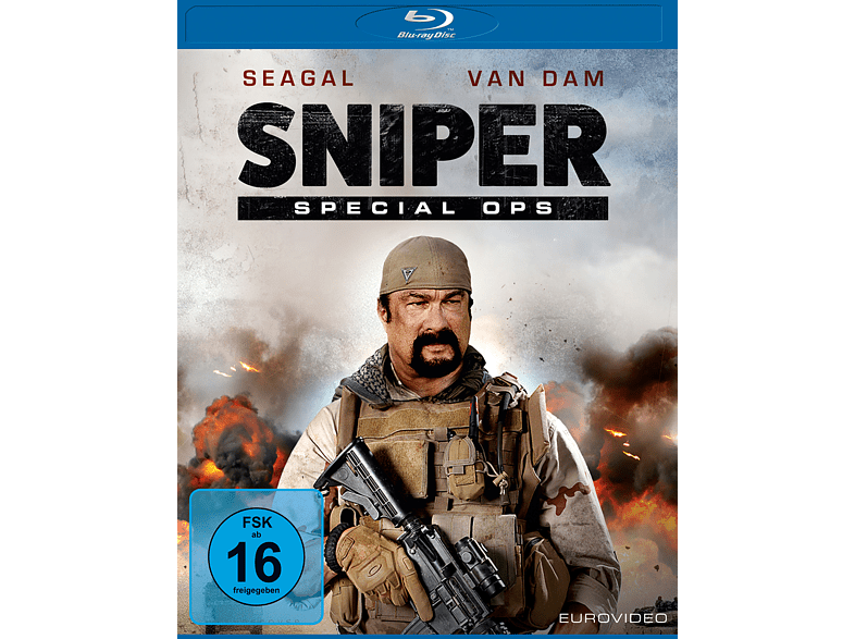Sniper: Special Ops [Blu-ray] von EUROVIDEO