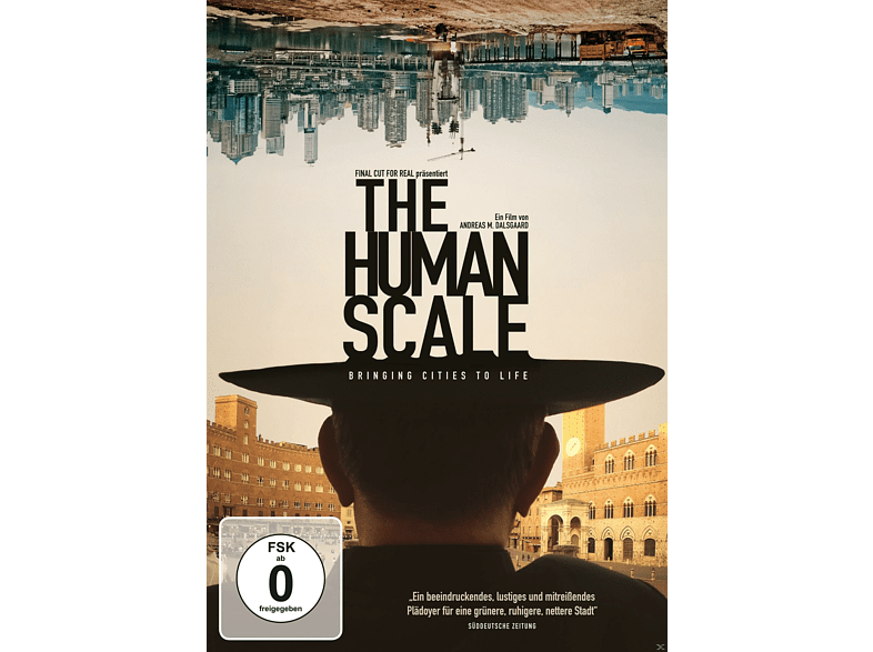 The Human Scale [DVD] von EUROVIDEO