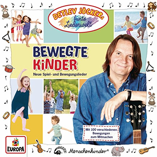 Bewegte Kinder von Sony Music Entertainment