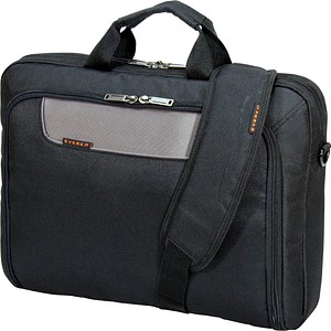 EVERKI Laptoptasche ADVANCE Stoff schwarz von Everki