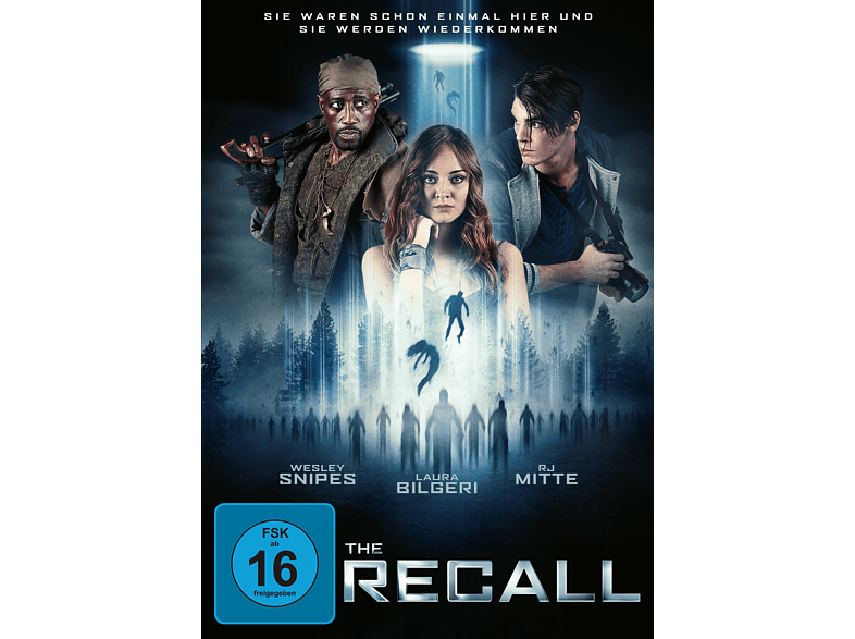 The Recall [DVD] von FALCOM MED