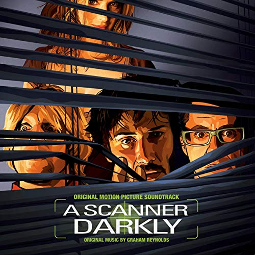 A Scanner Darkly O.S.T. von FIRE SOUNDTRACKS