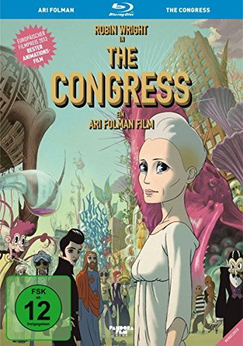 The Congress [Blu-ray] von FOLMAN,ARI