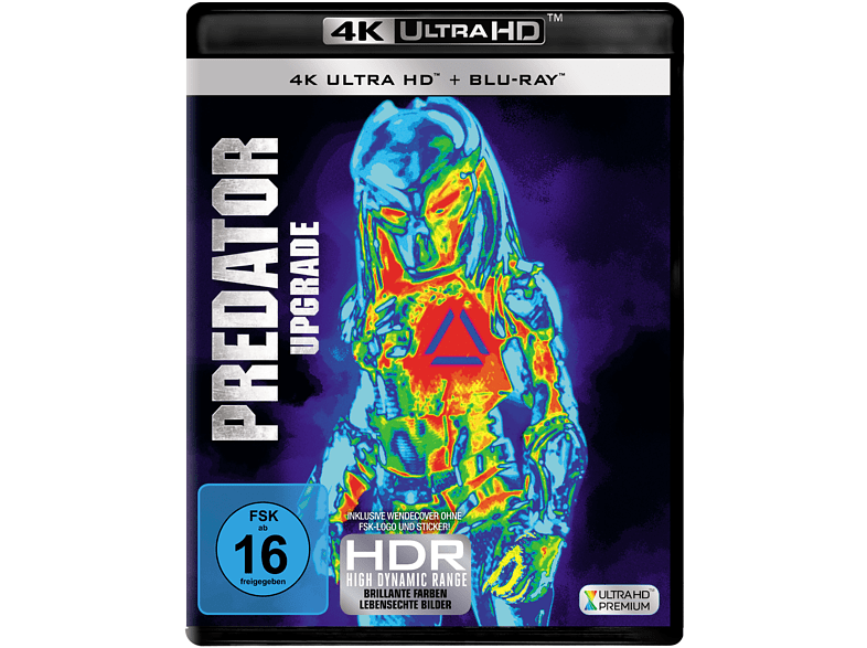 Predator-Upgrade 4K Ultra HD Blu-ray + von FOX
