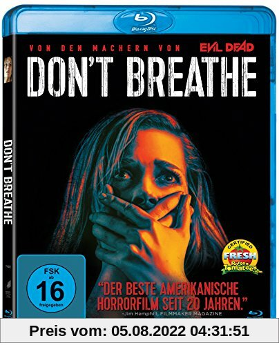 Don't Breathe [Blu-ray] von Fede Alvarez