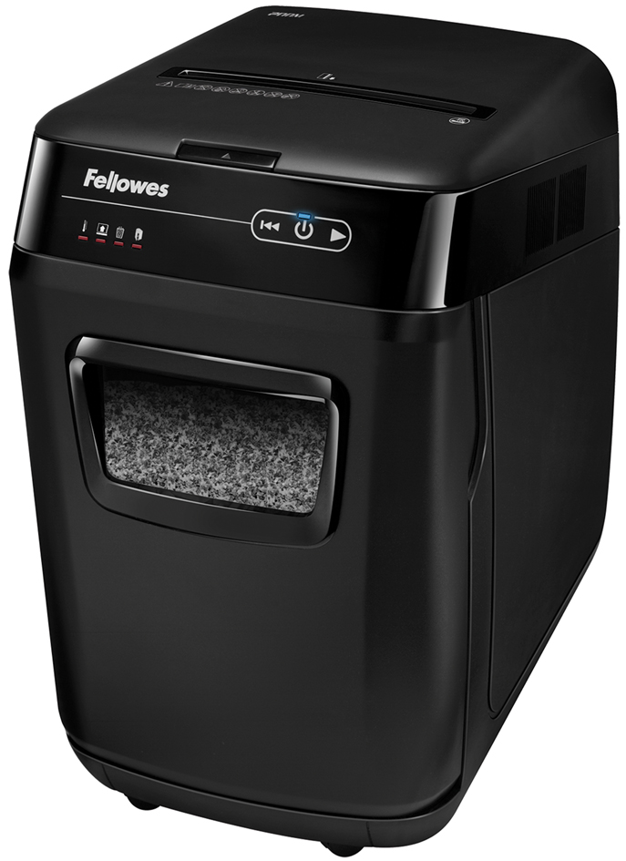 Fellowes Aktenvernichter AutoMax 200M, Partikel 2 x 14 mm von Fellowes