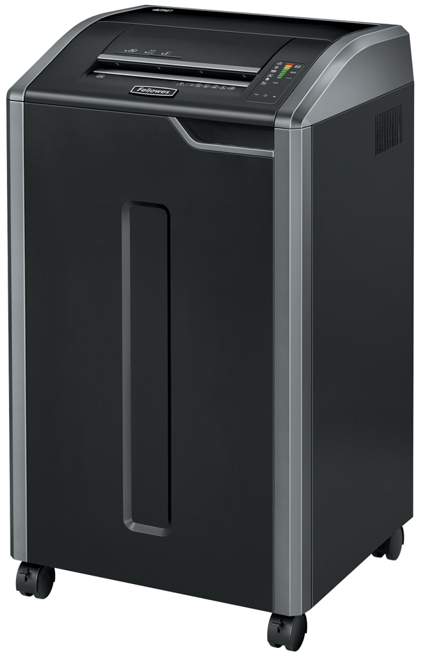 Fellowes Aktenvernichter Powershred 425Ci, Partikel von Fellowes
