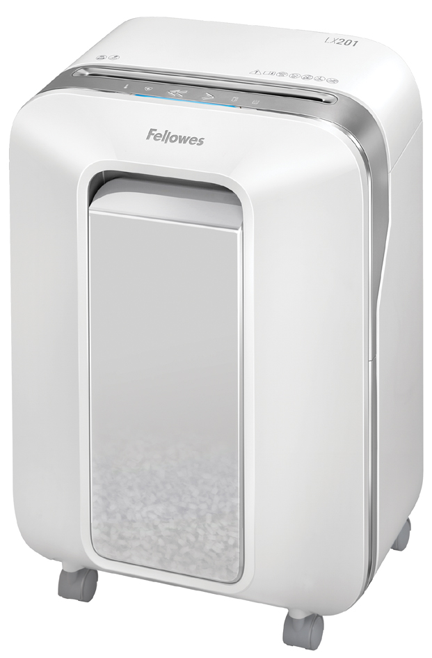 Fellowes Aktenvernichter Powershred LX201, weiß von Fellowes