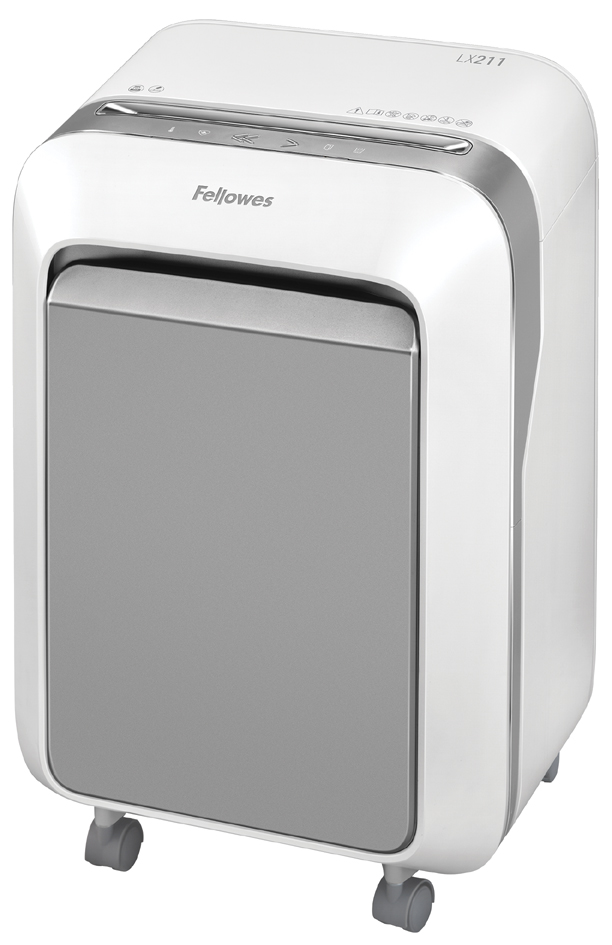Fellowes Aktenvernichter Powershred LX211, weiß von Fellowes