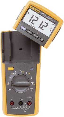 Fluke 233 Hand-Multimeter digital Funk-Display CAT III 1000 V, CAT IV 600V Anzeige (Counts): 6000 von Fluke