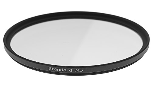 Firecrest ND 46mm Neutral Density ND 0.9 (3 Stops) Filter for Photo, Video, Broadcast and Cinema Production von Formatt Hitech