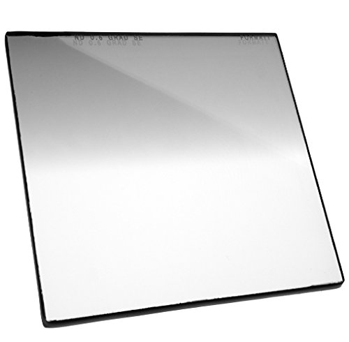 Formatt Hitech Glass 16,8 x 16,8 cm (168 x 168 mm) Neutral Dichte 0,6 Soft Edge (2 Stops) für Video, Broadcast und Film-Produktion, kompatibel mit Allen 16,8 x 16,8 cm Matte Boxen von Formatt Hitech