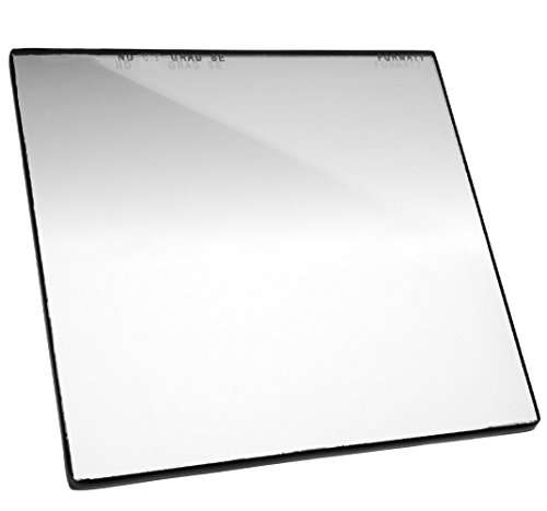 Formatt Hitech Glass 5x5 (127x127mm) Neutral Density Grad 0.3 Soft Edge (1 Stop) for Video, Broadcast and Film Production, Compatible with All 5x5 Matte Boxes von Formatt Hitech