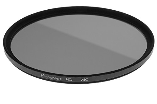 Firecrest ND 58 mm Neutral Density ND 1.8 (6 Blenden) Filter für Foto-, Video-, Broadcast- und Kino-Produktion. von Formatt Hitech
