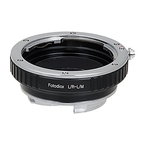 Fotodiox Lens Mount Adapter Compatible with Leica R Lenses on Leica M-Mount Cameras von Fotodiox