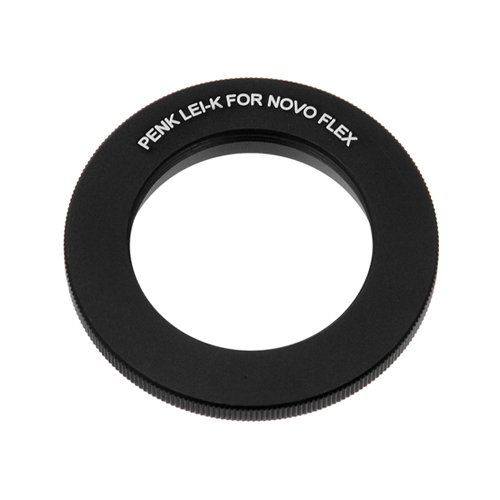 Fotodiox Lens Mount Adapter Compatible with Zenit Photosniper Lenses on Pentax K-Mount Cameras von Fotodiox