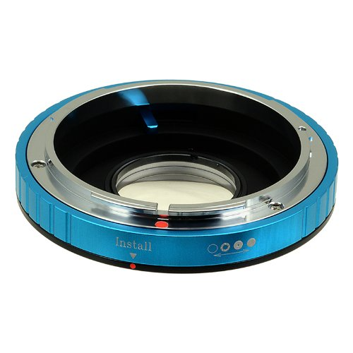 Fotodiox Pro Lens Mount Adapter Compatible with Canon FD and FL Lenses on Nikon F-Mount Cameras von Fotodiox