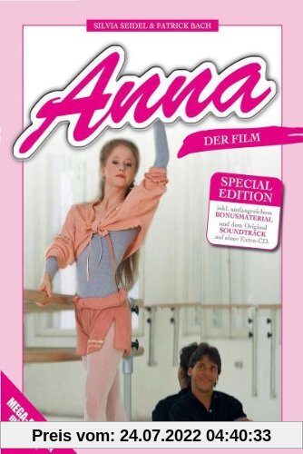 Anna - Der Film (+ Audio-CD) [Special Edition] [2 DVDs] von Frank Strecker