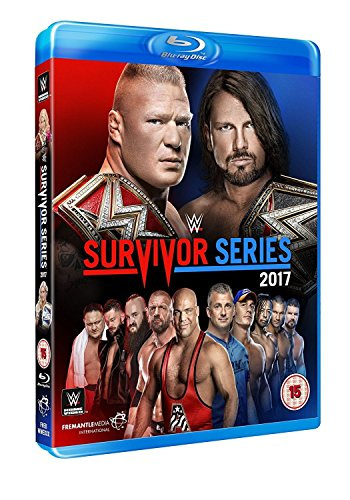WWE: Survivor Series 2017 [Blu-ray] [UK Import] von Fremantle Home Entertainment