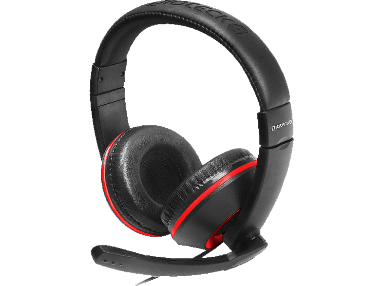 GIOTECK XH-100 Stereo Gaming-Headset Gaming Headset Schwarz von GIOTECK
