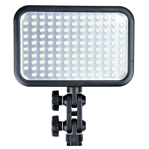 Godox LED126 Video Hot Shoe Light für Camcorder DSLR Canon/Nikon/Pentax von GODOX