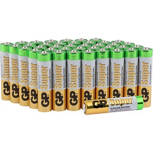 GP Batterien SUPER Micro AAA 1,5 V von GP