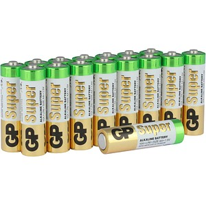 GP Batterien SUPER Mignon AA 1,5 V von GP