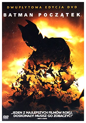 Batman Begins [2DVD] [Region 2] (IMPORT) (Keine deutsche Version) von Galapagos