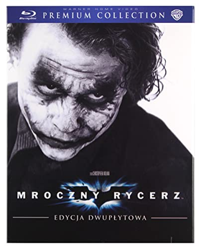 Dark Knight, The [Blu-Ray] [Region Free] (IMPORT) (Keine deutsche Version) von Galapagos