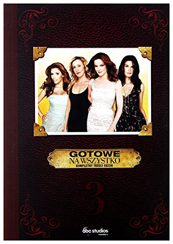 Desperate Housewives season 3 [6DVD] [Region 2] (IMPORT) (Keine deutsche Version) von Galapagos