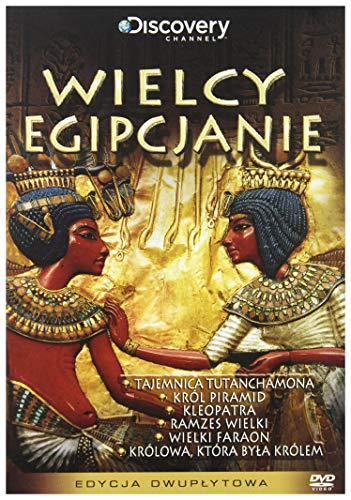 Discovery - The Great Egyptians [2DVD] [Region 2] (IMPORT) (Keine deutsche Version) von Galapagos