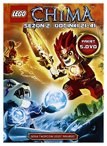 Legends of Chima [5DVD] [Region 2] (IMPORT) (Keine deutsche Version) von Galapagos